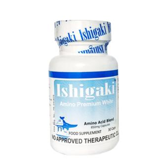 Japan Ishigaki Amino Premium White (30 capsules/bottle) (FDA Approved) Price Philippines