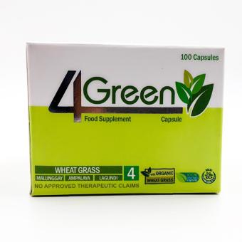 JC premiere 4green capsules 100 capsules Price Philippines