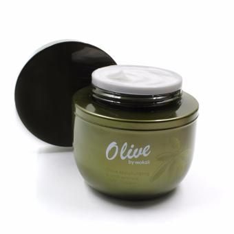 Harga Wokali Olive Moisturizing & Anti-Wrinkle Skin Care