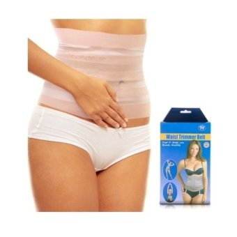 Waist Trimmer Belt (Nude) L Price Philippines