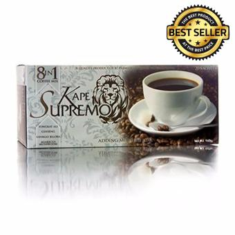 JC Premiere Kape Supremo 8 in 1 Sugar Free Price Philippines