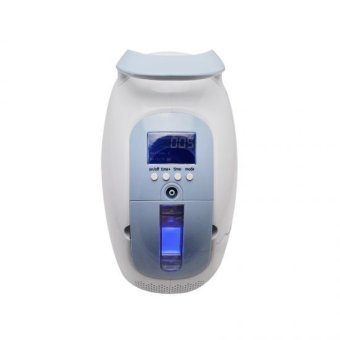 Harga NEW Portable Oxygen Concentrator Generator 1L/min—5L/min Support continuous oxygen throughout the day