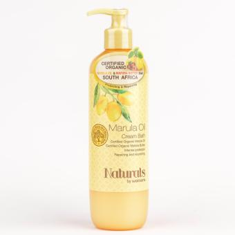 Naturals by Watsons Marula Oil Cream Bath 490ml Price Philippines