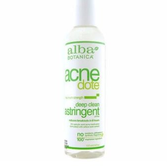 Alba Botanica Natural Acne Dote Deep Clean Astringent Oil-Free 177 ml Price Philippines