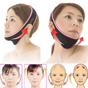 Face Lift Up Belt Sleeping Face-Lift Mask Massage Slimming Face Shaper Health Care Thin Face Mask Massager Slimming Facial Thin Masseter Double Chin Skin Care Thin Face Bandage Belt Slimming - intl Price Philippines