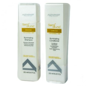 Alfaparf Semi dilino Illuminating Shampoo and Conditioner 250ml Price Philippines