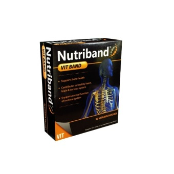 Nutriband Vit Band Patch of 2 Price Philippines