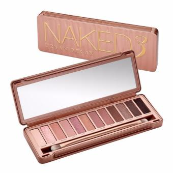 Harga Naked 3 Beauty Paris 12 color set