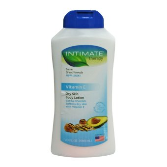 Intimate Therapy Vitamin E Dry Skin Body Lotion 590ml Price Philippines