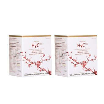 FINE Premium HyC150 Anti Aging Hyaluron and Collagen Powder Drink Sachet Box of 14 Sachet Set of 2 Price Philippines