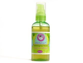 Harga Milea Lemongrass Honey Facial Cleanser - Pimple Care for for Sensitive Skin