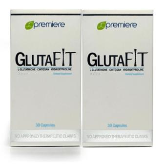 JC PREMIERE GLUTAFIT WHITENING & SLIMMING 30 capsules BOX OF 2 Price Philippines