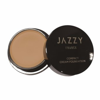 Harga JAZZY FRANCE Compact Cream Foundation CF-04