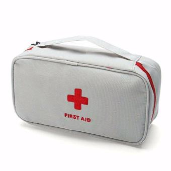 Harga First Aid Travel Kit (Gray)