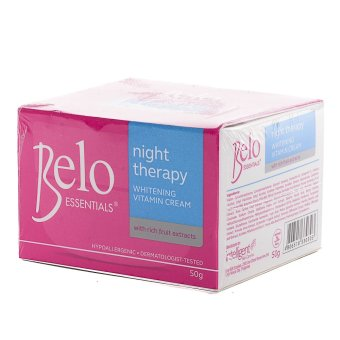 Belo Night Therapy Whitening Cream 50g Price Philippines