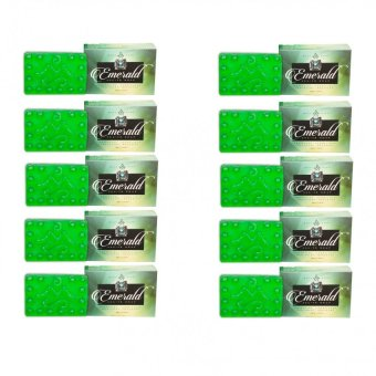 Harga Mont Albo Emerald All-In Soap 120g Set of 10