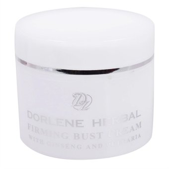 Harga Dorlene Herbal Firming Bust Cream with Ginseng and Pueraria 100g
