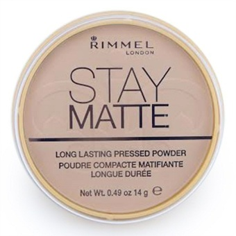 Harga Rimmel London Stay Matte Pressed Powder 14g (Sandstorm 04)