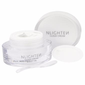 Harga NLIGHTEN Cloud Cream with Milk Protein and White Rice Extract