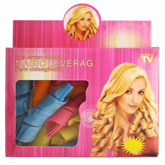 Magic Leverag No Heat Hair Curler Price Philippines
