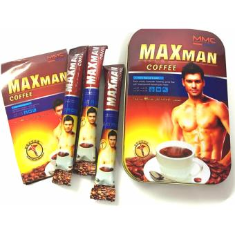 MMC Male coffee 8sachets Price Philippines