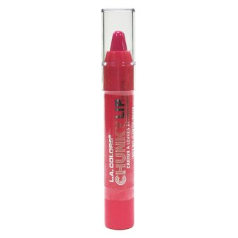 Harga La Colors Chunky Lip Pencil Hot Red