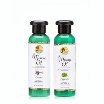 Harga Tropical Shop Natural Massage Oil Collection