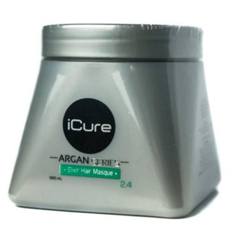 iCure Argan Series Elixir Hair Masque 500ml Price Philippines