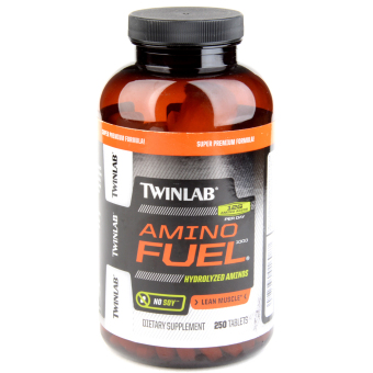 Twinlab Amino Fuel Tablet Bottle 250 Price Philippines