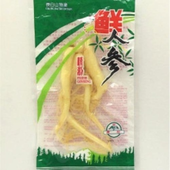 Fresh Chang Bai Mountain Fresh Ginseng Roots Price Philippines