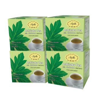 Harga Adelle Ashitaba Tea with Chalcone in Box 2g 10's Sachets Pack of 4