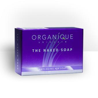 Harga Organique Skin Care The Naked Soap 90g