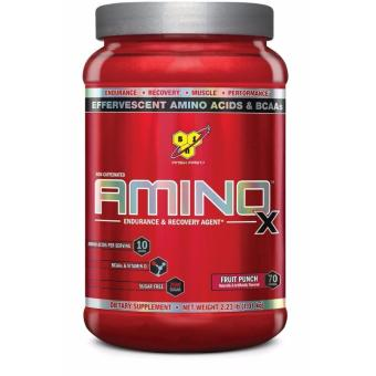 BSN AMINO X 70 Servings Fruit Punch Price Philippines