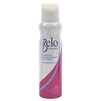 Belo Deodorant Spray Shower Fresh 140ml Price Philippines