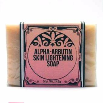 Harga NNZN Skin Care (ALPHA-ARBUTIN SOAP)