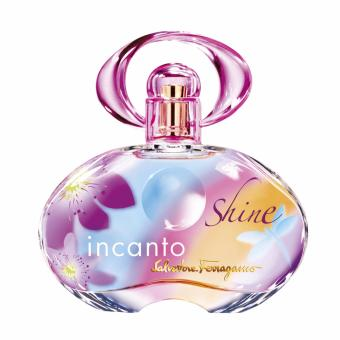 Harga Salvatorre Ferragamo Incanto Shine 100ml for Women Tester