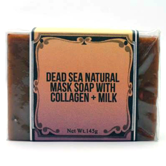 Harga NNZN Skin Care (DEAD SEA MASK SOAP)