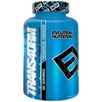 Harga Evlution Nutrition Transform Thermogenic Energizer, 120 Count