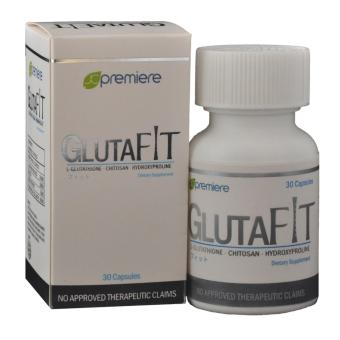 JC Premiere Glutafit 500mg Vegetable Capsule Box of 30 Price Philippines
