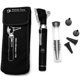 Harga London Fiber Optic Mini Otoscope Black