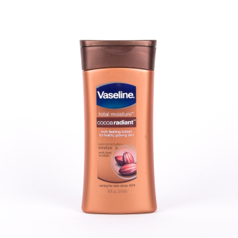 Harga Vaseline Intensive Care Cocoa Radiant Lotion 295ml