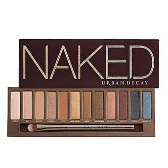 Harga Urban Decay Naked 1 palette 12 colors make-up set