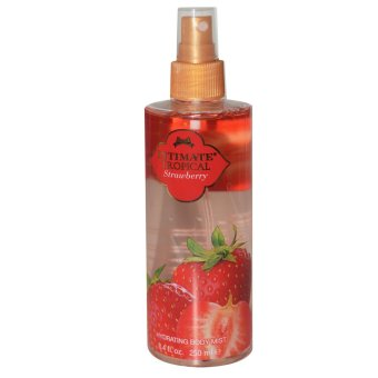 Intimate Tropical Perfume Strawberry Scent Hydrating Body Mist 250ml Price Philippines