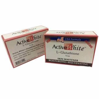 ActiveWhite L-Glutathione Soap Price Philippines