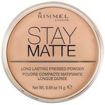 Harga Rimmel London Stay Matte Pressed Powder 14g (Natural 003)