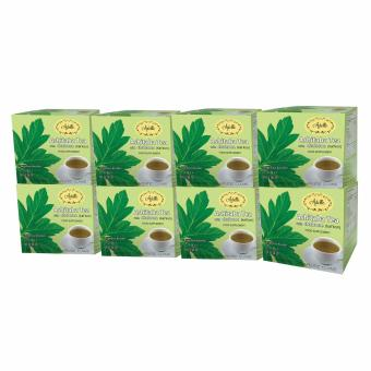 Harga Adelle Ashitaba Tea with Chalcone in Box 2g 10's Sachets Pack of 8