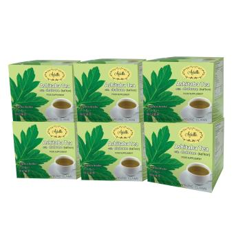 Harga Adelle Ashitaba Tea with Chalcone in Box 2g 10's Sachets Pack of 6