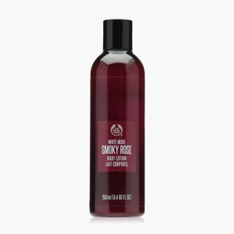 Harga The Body Shop White Musk Smoky Rose Body Lotion 250 mL