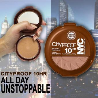 Harga NYC City Proof 10HR Bronzer