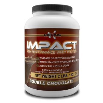 Impact High Performance Whey Protein 2lbs (Double Chocolate) Price Philippines